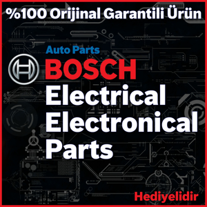 Suzuki Swift 1.3 2004-2019 Bosch Oksijen Sensörü UP587987 BOSCH