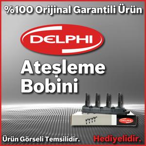 Citroen C3 1.6 2002-2009 Delphi Ateşleme Bobini UP588178 DELPHI