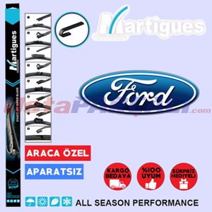Ford Ranger Muz Silecek Takımı (2012-2015) UP433326 MARTIGUES