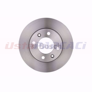 Peugeot Partner Panelvan 2.0 Hdi 1996-2015 Bosch Arka Fren Diski 2 Adet UP1600078 BOSCH
