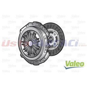 Renault Twingo Ii 1.5 Dci 2007-2020 Valeo Debriyaj Seti Rulmansız UP1431952 VALEO