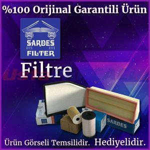 Vw Jetta 1.2 Tsi 2014-2019 Sardes Hava Filtresi UP609978 SARDES
