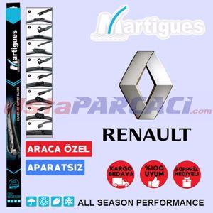 Renault Megane 4 Muz Silecek Takımı (2016-2018) UP433243 MARTIGUES