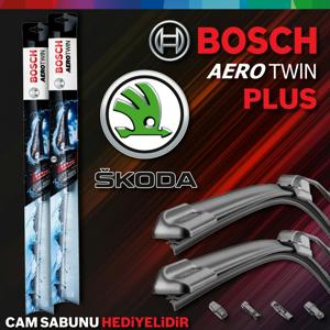 Skoda Karoq Silecek Takımı 2018-2021 Bosch Aerotwin Plus UP1796627 BOSCH