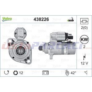 Skoda Kodiaq 1.4 Tsi 2016-2020 Valeo Marş Motoru UP1474814 VALEO