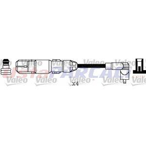 Skoda Octavia I 1.6 1996-2010 Valeo Buji Kablosu Takımı UP1480409 VALEO
