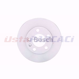 Skoda Rapid Spaceback 1.2 Tsi 2012-2020 Bosch Arka Fren Diski 2 Adet UP1605719 BOSCH