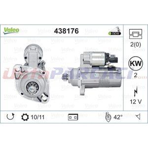 Skoda Superb Ii 1.4 Tsi 2008-2015 Valeo Marş Motoru UP1517325 VALEO