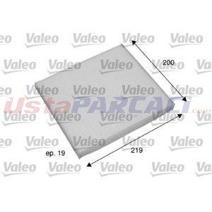 Toyota Avensis Sedan 2.2 D-cat 2003-2008 Valeo Polen Filtresi UP1502325 VALEO
