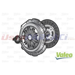 Toyota Yaris Verso 1.4 D-4d 1999-2005 Valeo Debriyaj Seti UP1516627 VALEO