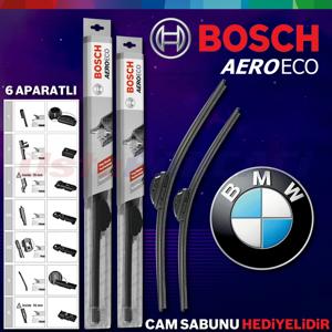 Bmw X3 Silecek Takımı 2003-2010 Bosch Aeroeco UP307409 BOSCH