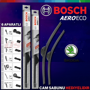 Skoda Superb Muz Silecek 2009-2014 Bosch Aeroeco UP310247 BOSCH