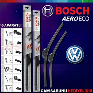 Volkswagen Bora Muz Silecek 1998-2002 Bosch Aeroeco UP306324 BOSCH