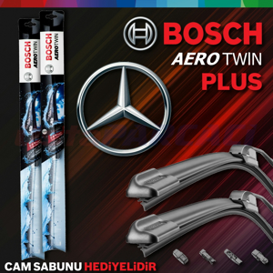 Mercedes Glk Silecek Seti 2014-2016 Bosch Aerotwin Plus UP310128 BOSCH