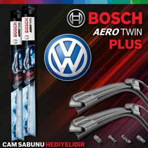 Volkswagen Beetle Silecek Takımı 2012-2016 Bosch Aerotwin Plus UP306322 BOSCH