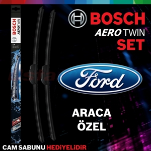 Ford Tourneo Connect Silecek 2014-2017 Bosch Aerotwin A214s UP307364 BOSCH
