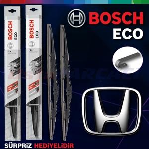 Honda Jazz Silecek Takımı 2002-2008 Bosch Eco UP307151 BOSCH