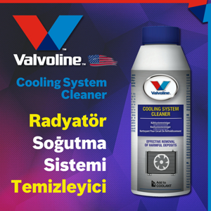 Valvoline Cooling System Cleaner Radyatör Temizleyici 250ml UP1534970 VALVOLINE