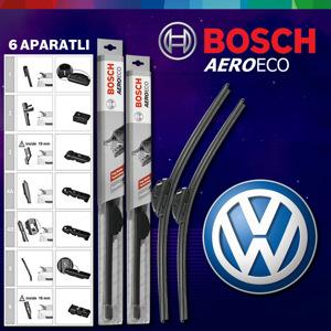 Volkswagen Polo Ön Arka Silecek Takımı 2009-2016 Bosch Aeroeco UP1539355 BOSCH