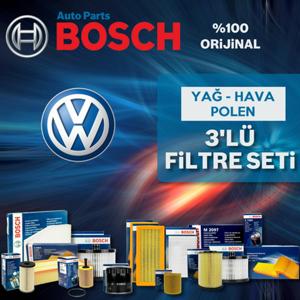 Vw Golf 4 1.8 Bosch Filtre Bakım Seti 1999-2006 UP583210 BOSCH