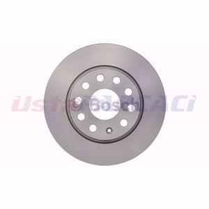 Vw Golf Sportsvan 1.5 Tsi 2014-2020 Bosch Arka Fren Diski 2 Adet UP1595231 BOSCH