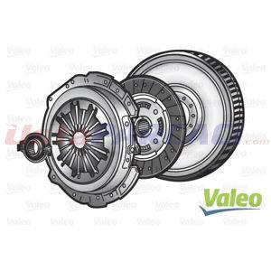 Vw Golf V 1.9 Tdi 4motion 2003-2009 Valeo Debriyaj Seti Volanlı Kit UP1472193 VALEO