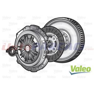 Vw Golf Vi 1.6 Tdi 4motion 2009-2013 Valeo Debriyaj Seti Volanlı Kit UP1472342 VALEO