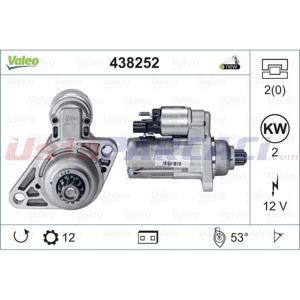 Vw Golf Vii 1.6 Tdi 2013-2020 Valeo Marş Motoru UP1450174 VALEO