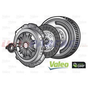 Vw Passat 1.9 Tdi 4motion 1996-2000 Valeo Debriyaj Seti Volanlı Kit UP1429533 VALEO