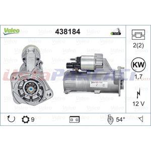 Vw Passat Variant 1.9 Tdi 4motion 2000-2005 Valeo Marş Motoru UP1456090 VALEO