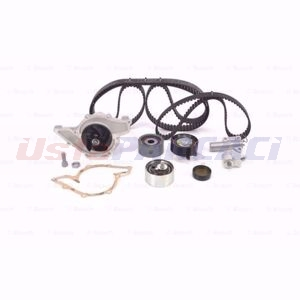 Vw Passat Variant 2.5 Tdi 1997-2000 Bosch Devirdaimli Triger Seti UP1614394 BOSCH
