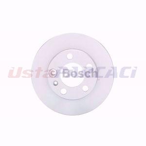 Vw Polo Sedan 1.4 2002-2012 Bosch Arka Fren Diski 2 Adet UP1572025 BOSCH