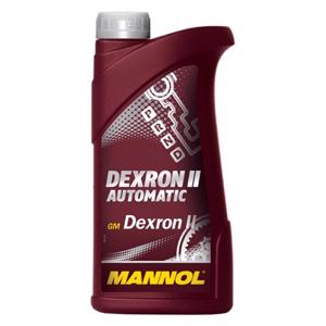 Atf Dexron Iı Automatıc 1lt ATF DEXRON II MANNOL