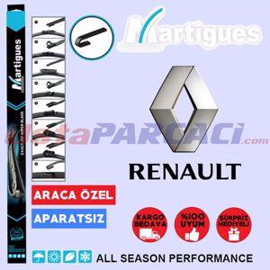 Renault Kangoo Muz Silecek Takımı (1998-2007) UP433317 MARTIGUES