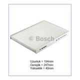 Bmw 2 Coupe 220 D 2012-2014 Bosch Polen Filtresi UP1089226 BOSCH