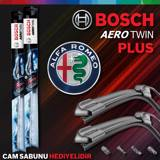 Alfa Romeo Giulietta Ön Arka Silecek 2010-2016 Bosch Aerotwin UP1539382 BOSCH