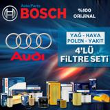 Audi A3 1.6 Bosch Filtre Bakım Seti 1997-2003 UP1312859 BOSCH
