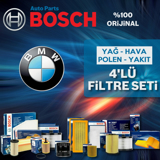 Bmw 3.18 Bosch Filtre Bakım Seti E46 1998-2002 UP1312982 BOSCH