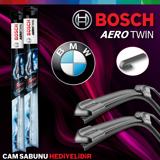 Bmw X3 Ön Arka Silecek Takımı 2003-2010 E83 Bosch Aerotwin-rear UP1539389 BOSCH