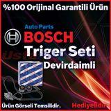 Peugeot 508 1.6 Hdi 2010-2015 Bosch Devirdaimli Triger Seti UP587787 BOSCH