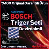 Renault Megane 3 1.5 Dci 2008-2015 Bosch Devirdaimli Triger Seti  UP587654 BOSCH