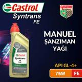 Castrol Syntrans Fe 75w Manuel Şanzıman Yağı 1 Litre Ü.t.02/2020 UP1534855 CASTROL