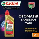 Castrol Transmax Dexron-vi Mercon Lv Otomatik Şanzıman Yağı 1 Litre Ü.t.09/2019 UP1534858 CASTROL