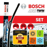 Citroen C4 Cactus Bosch Aerotwin Set Silecek Takımı 2014 Ve Sonrası UP1128641 BOSCH