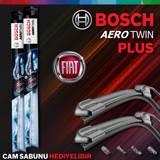 Fiat 500l Ön Arka Silecek Takımı 2013-2017 Bosch Aerotwin Plus UP1539371 BOSCH