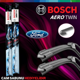 Ford Fusion Ön Arka Silecek Takımı 2003-2012 Bosch Aerotwin-rear UP1539403 BOSCH