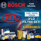 Kia Sportage 1.6 Gdi Bosch Filtre Bakım Seti 2010 - 2016 UP1539727 BOSCH