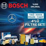 Mercedes Clc 160 Bosch Filtre Bakım Seti 2009-2011 UP1312997 BOSCH