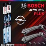 Opel Astra K Ön Arka Silecek Takımı 2016-2018 Bosch Aerotwin Plus UP1539353 BOSCH