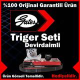 Audi A1 Sportback 1.6 Tdi 2014-2017 Gates Devirdaimli Triger UP587761 Usta Parçacı